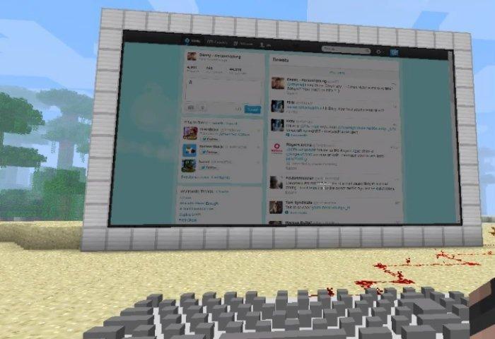 мод на интернет в майнкрафт 1.7.10 #4