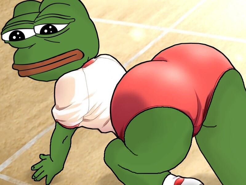 Create Meme Hold The Toad, Anime, Keep Fucking Toad