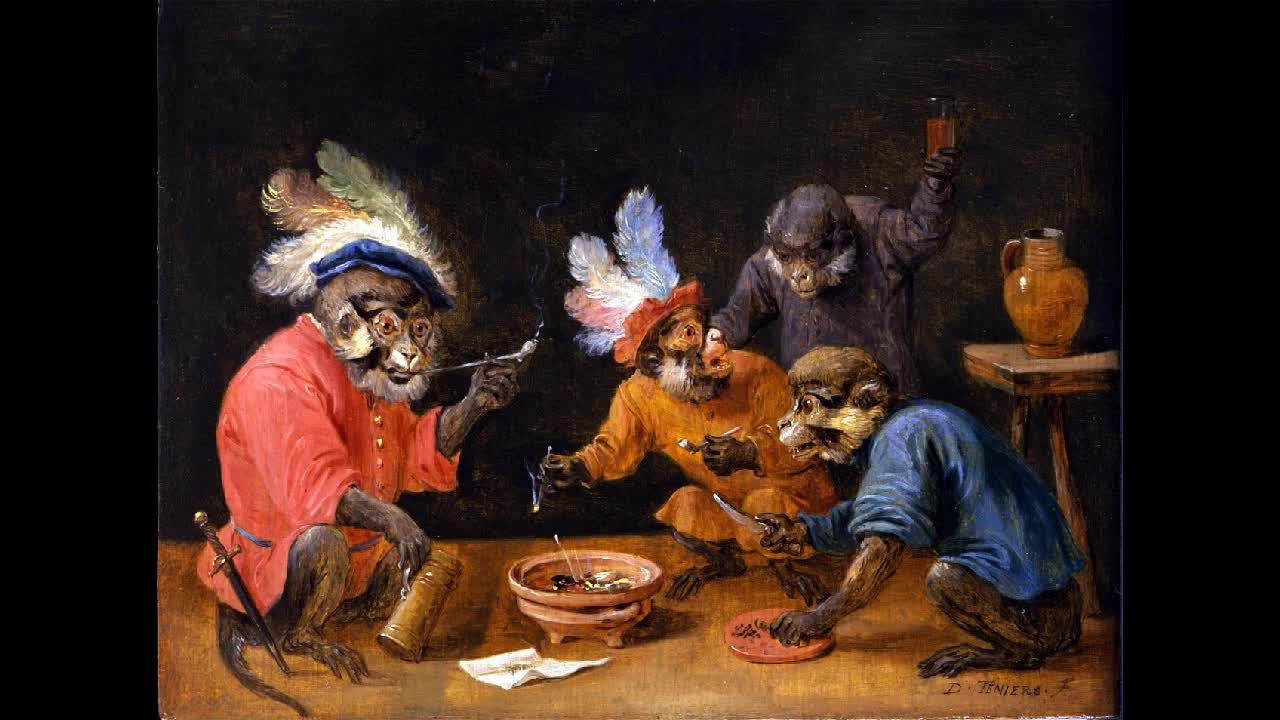 Smother your emotions with trash. Joe Corfield - Haha, Nice Monkeys in a tavern created by David Teniers the Younger join list: GypsyTrash (3774. Wouldn't you be stuck in an infinite loop of your life if your life flashed before your eyes? Like, it'd eventually come back to the present where you're having