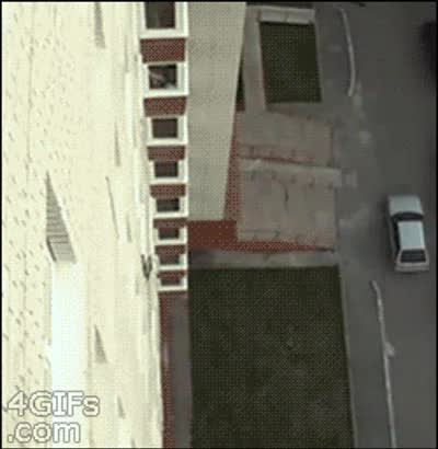 Close call GIFs and WebMs. .. These are some final destinations