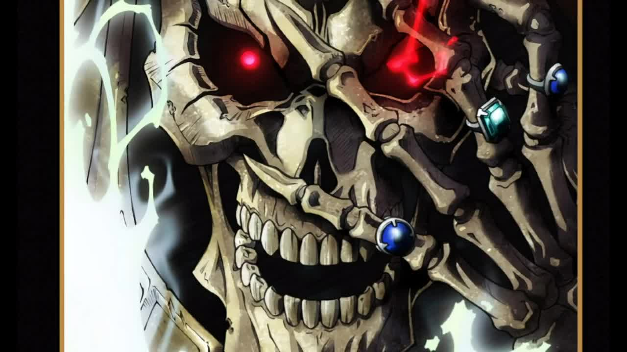 Overlord Season Two OP. I may or may not have forgotten to post this like a week ago... join list: Overlord (163 subs)Mention History.. i am so ready for the return of bone daddy.