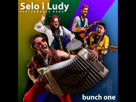 Selo i Ludy - Take On Me. A Ukrainian band that covers popular songs in a very Ukrainian style.