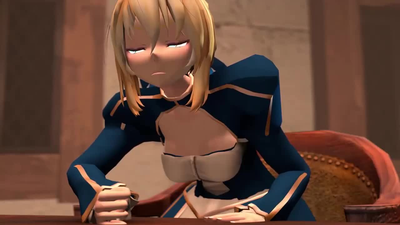 Saber Talking With Merlin. join list: SmolHol (1472 subs)Mention History join list:. This might be useful.