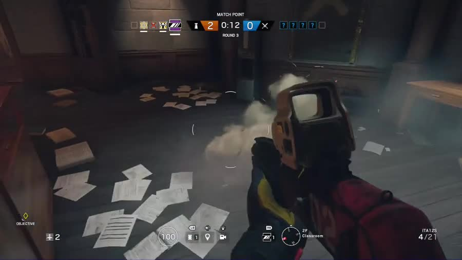 Rainbow Six small comp.. Just realized theres a rainbow six channel, and i have a whole bunch of clips that are either funny, rage inducing, or weird. At least