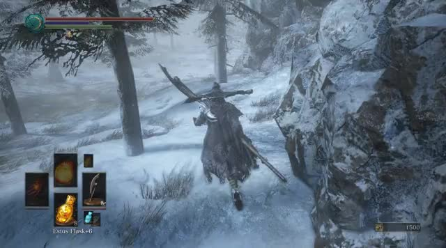 The Ariandel Expirience. .. Wolves come in packs Ashen!