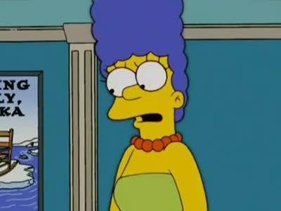"""Oof. .. Season 15 - Episode 10, """"Diatribe of a Mad Housewife"""" Season 16 - Episode 20, """"Home Away from Homer"""" Season 18 - Episode 6, """"Moe'N'a Li"""