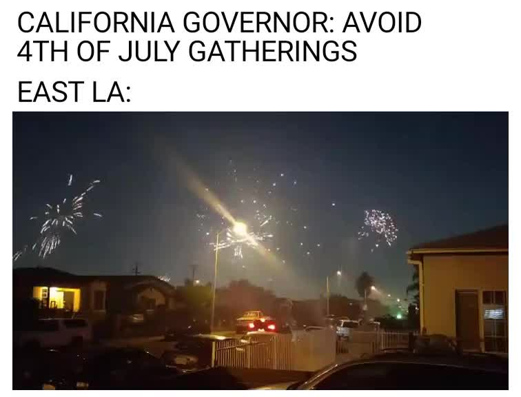 God bless the United States of America. .. It's the same here in Fresno. Screw the Governor; he's a communist traitor. This American, and we are proud of who we are!