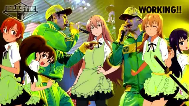 When you a Thug but Anime is life Music. Black and Yellow Sketch | Hidamari Sketch x Wiz Khalifa B-Blaze it senpai! Give It All Your Sailor Fuku (Lil Jon vs Luc