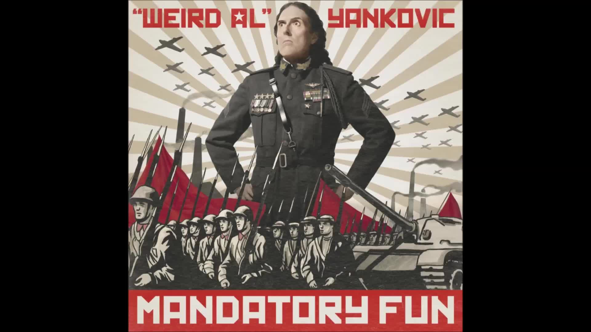 """Weird Al"" Yankovic - Now That's What I Call Polk 2sr48PsVbS0. ""Weird Al Mandatory Fun Track 07 - Now That's What I Call Polka! 2014 Music in this video&qu"