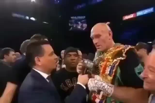 Tyson Fury - Deus Vult. .