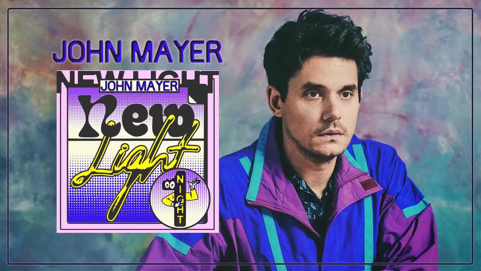 "John Mayer - New Light (Official Audio) 2PH7dK6SLC8. ""John Mayer ""New Light"""".. that music video though."