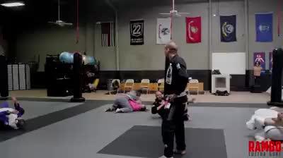 The Bodybuilder vs. BJJ Black Belt. Recently uglychino uploaded a video of a bodybuilder getting his ass kicked by a Brazilian Jiu Jitsu black belt holder and i