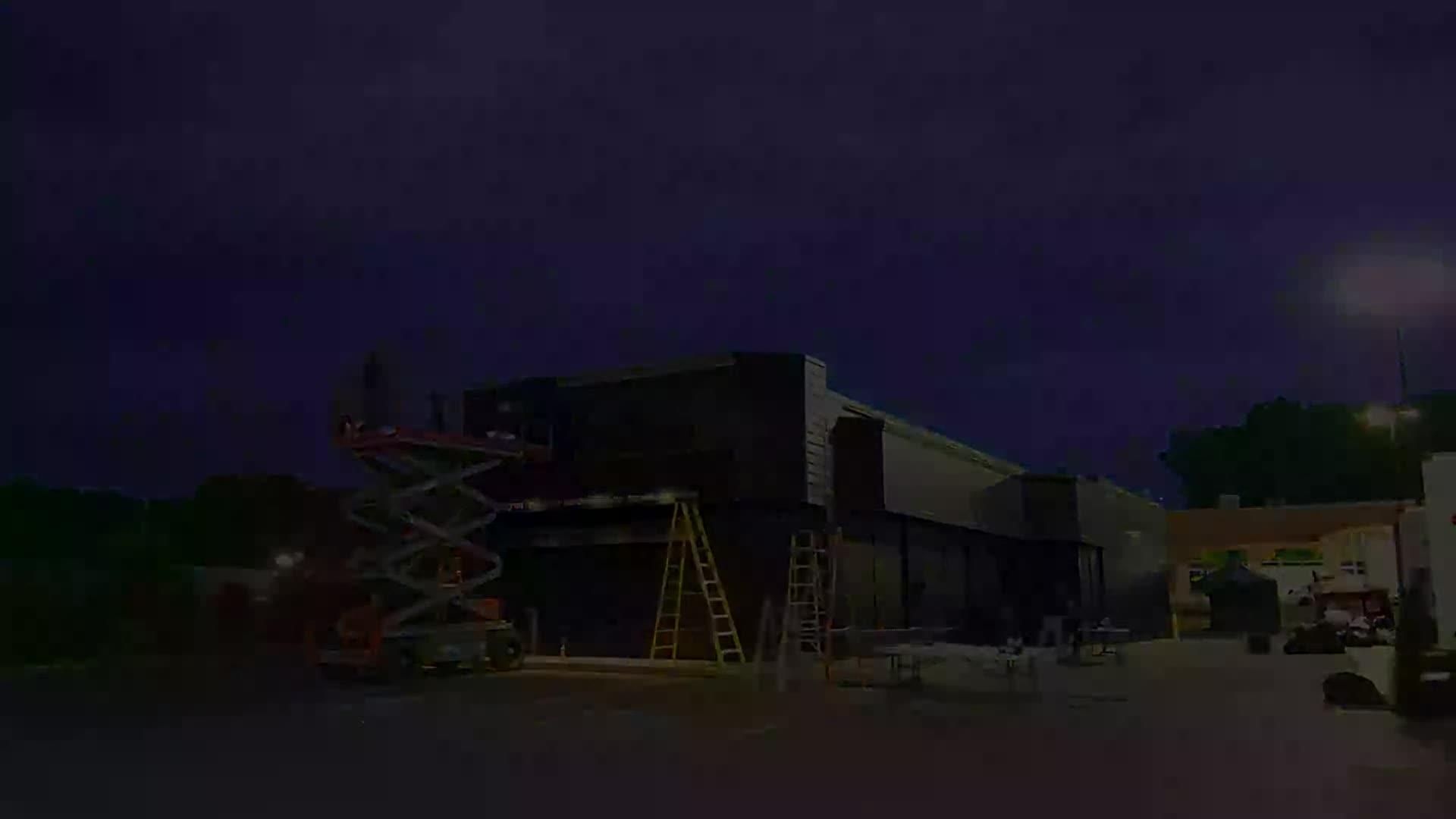 Tim Hortons' dark experiment. .. The staff.