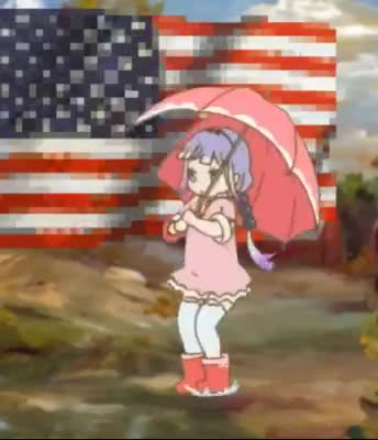Smol Patriot Dragon. Sauce is Miss Kobayashi's Dragon Maid !Support your local Troops! join list: EchsaDumps (411 subs)Mention History join list:. Beautiful.