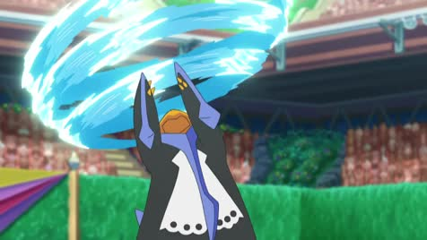 Melmetal's training paid off. .. Beyblading is just the new meta in OU. I thought everyone knew this.
