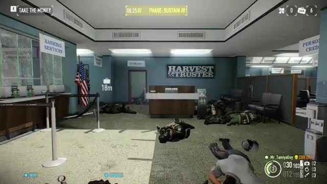 The Thermal Drill Webms. None of them are loud, if I'm wrong I'll eat a bag of dicks... ya payday is gg