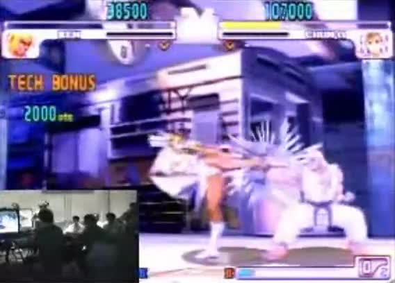 Epic Win in StreetFighter Tournament. 6 Days until the Streetfighter Cosplay Comp join list: EchsaGames (181 subs)Mention History join list:. Old, but still awesome.