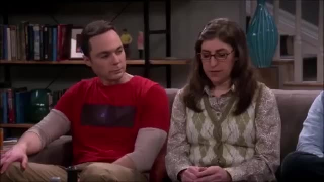 The Big Bang Theory but with Ricky Gervais as the audience. .. Holy , I never thought Big Bang Theory could actually be made funny. Thanks, Ricky.