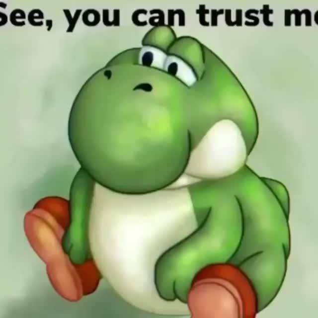 trust. .