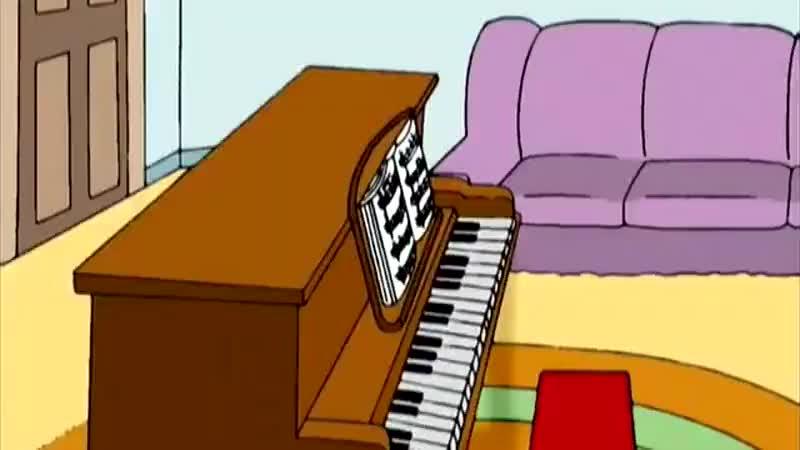 Piano Theme Song. .