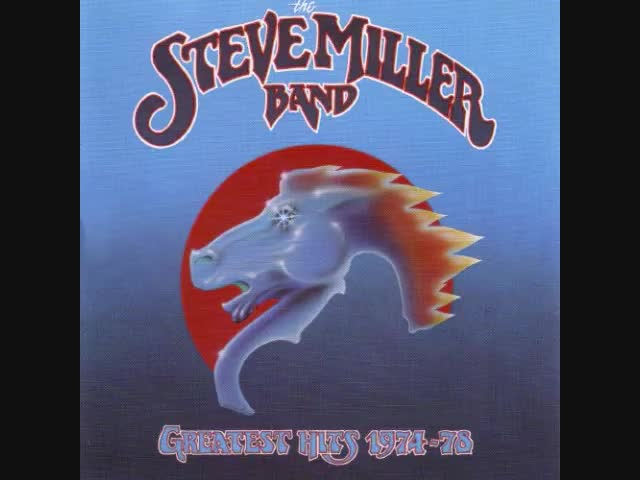 """The Steve Miller Band-The Joker F5N7qNid79s. """"NOTE I do NOT claim that I created this song or this image! This Song and image was created by: The Steve Mil"""