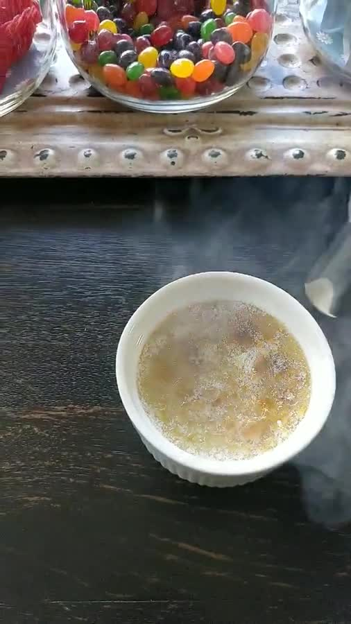 Creme brulee. join list: Quixotic (428 subs)Mention History join list:. i cant eat creme brulee anymore because the top crust just looks like caramelized cum