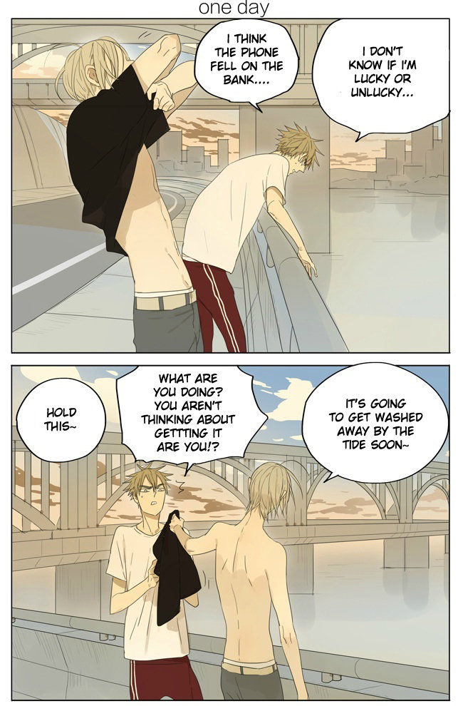 19 Days part 2. Again, not mine. Credit to Old Xian. The first post is here: . TD GAET WAFFLED BY THE. Here, you forgot one