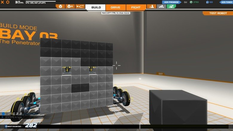 3 hours into Robocraft. I am so sorry.. TEST mam. lets make a funnyjunk clan in this game.
