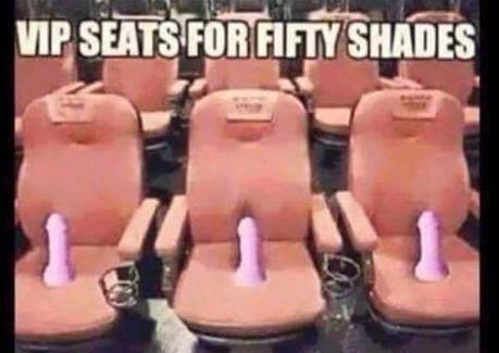 50 Shades of Gay. .. 50 Shades of rape and inaccurate representation of BDSM. 0/50 too much grey.