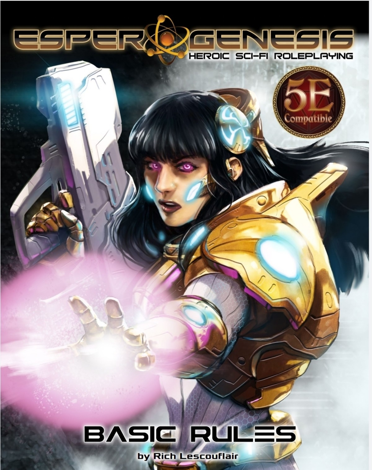 5e Sci-fi/ Space Opera?!?!?! FREE TO TRY?!?!?!. So I figured I'd share this with people on here cause I thought someone might find this interesting! It's basica