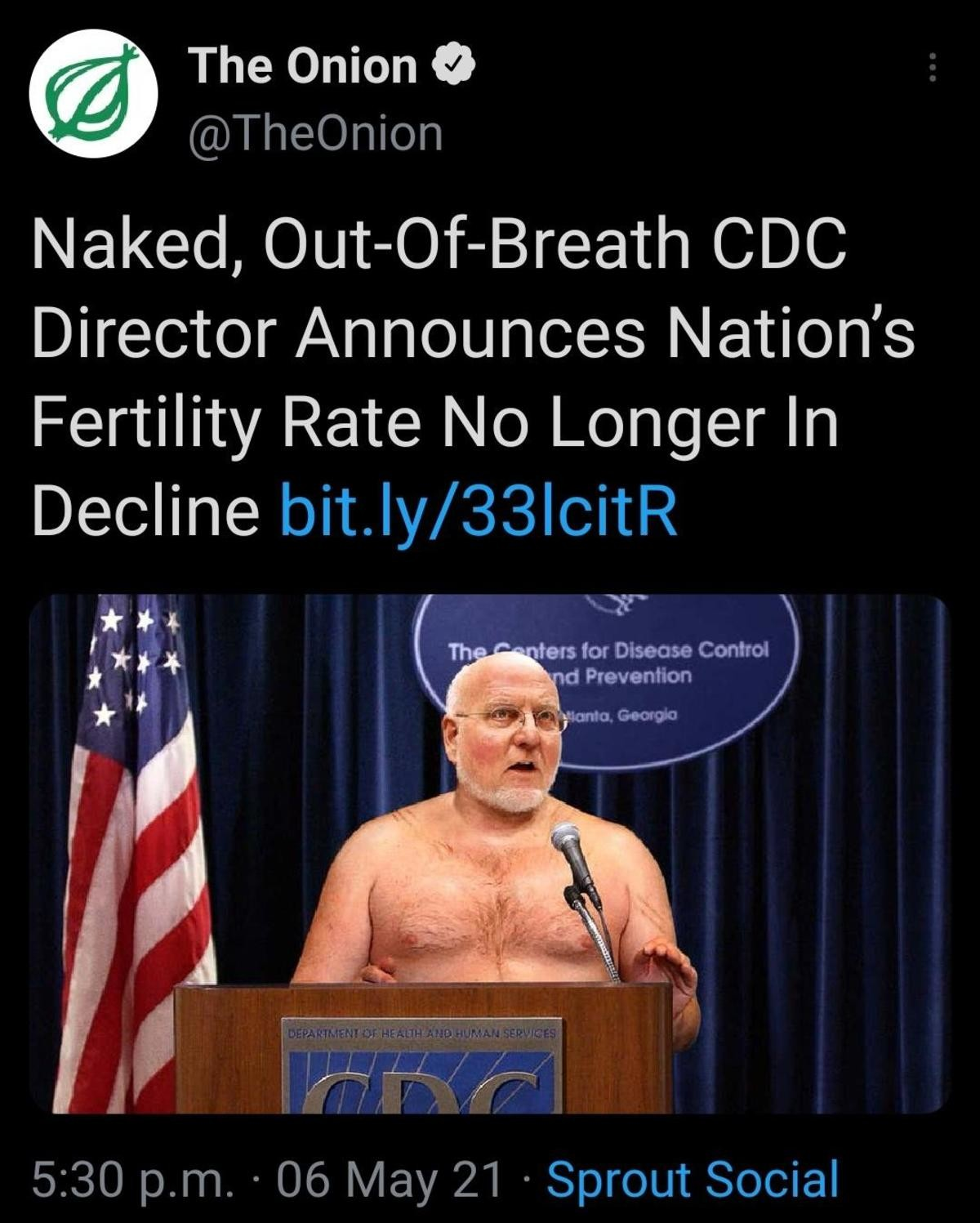 abnormal Pig. .. In case yall were genuinely curious on why the fertility rate in the West is going down its cause of all the we do -lack of exercise -high stress -poor diet and