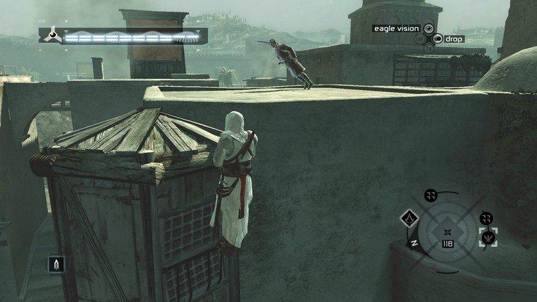 AC guard noob. . eagle vision C). I'm planking on sunshine... Wooo-woooo!