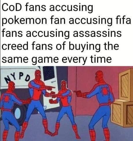 Accused. .. And then there is skyrim