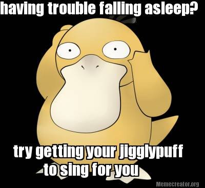 actual advice psyduck. oc but oc nontheless. also psyducks beak is an asian ghost.. We should have an advice psyduck that tells you tips/tricks about the game