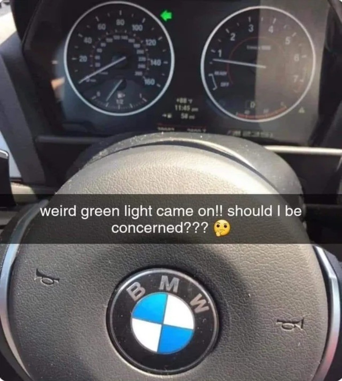 actually Gaur. .. What's the difference between a BMW and a cactus? the pricks are on the inside