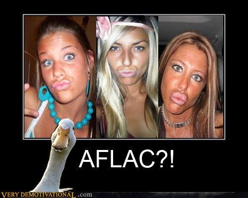 Aflac!. Please don't forget to thumb..