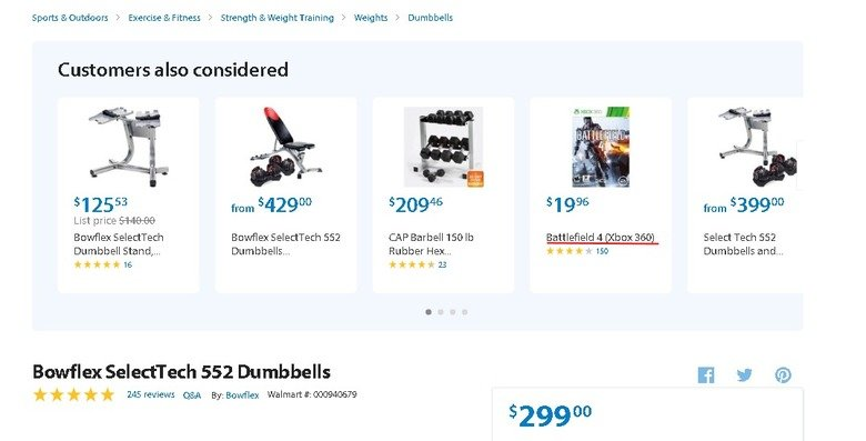 Ah, screw it just game.. Was shopping around for some weights cause I'd like to start working out, I now see that other people have it right.. l Exerciser's Fit