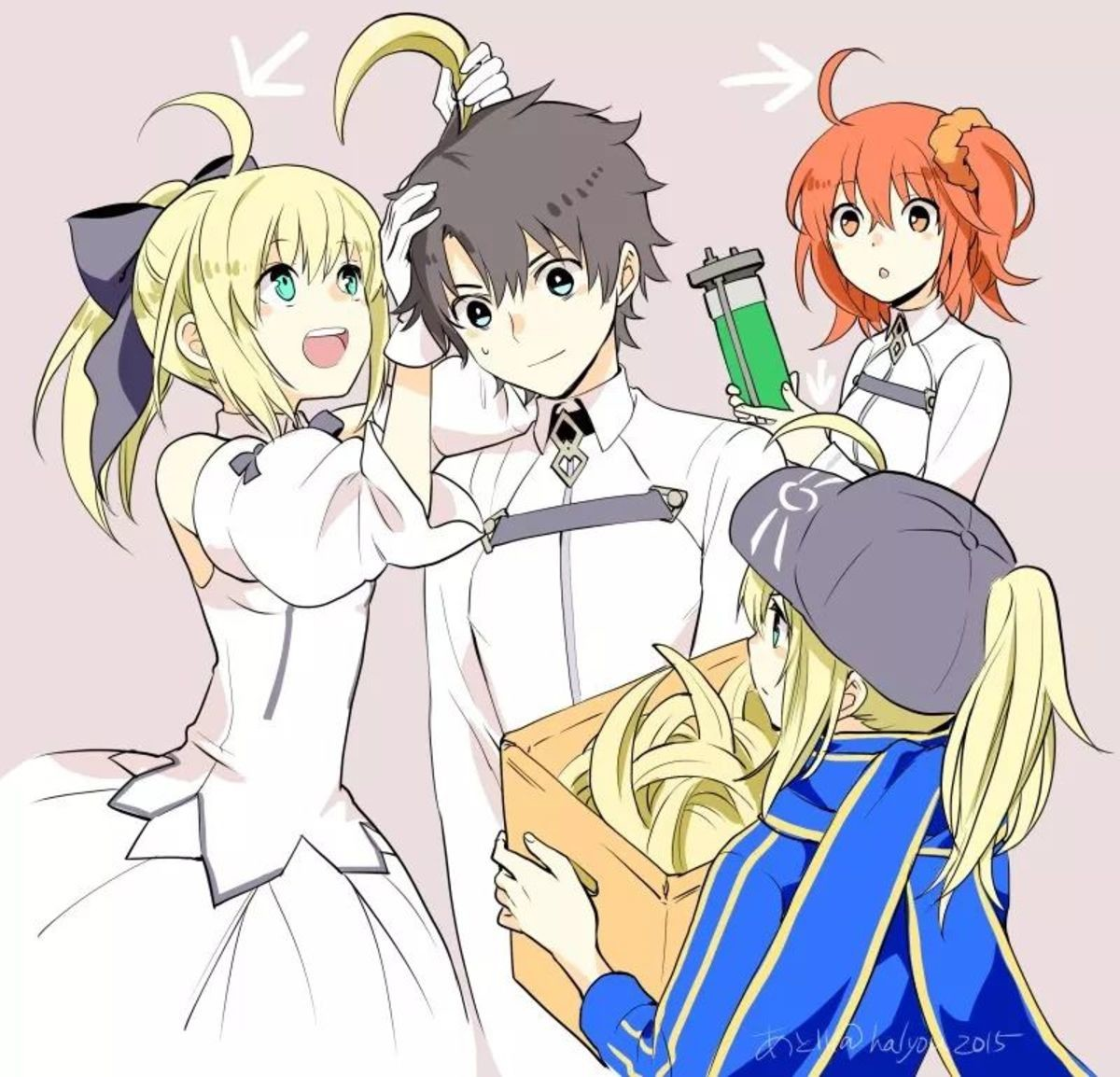 AHOGE TRANSFER. join list: SmolHol (1464 subs)Mention History join list:. One of us