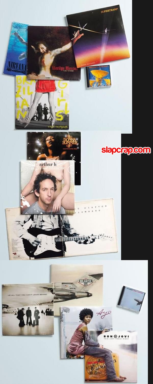 "Album Cover Collage Part 3. Part 1: <a href=""pictures/99833/Album+Cover+Collage+Part+1/"" target=blank>funnyjunk.com/funnypictures/99833/Album+Co"