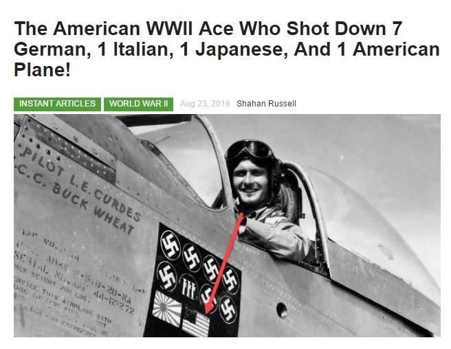 American WWII Ace. medium=social&utmcampaign=postplanner&utm_source=facebook.com. The American WWII Ace who Shot Down 7 German, I Italian, ii Japanese,
