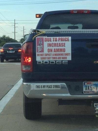 Ammo Price. .. Texas is like the america of america.