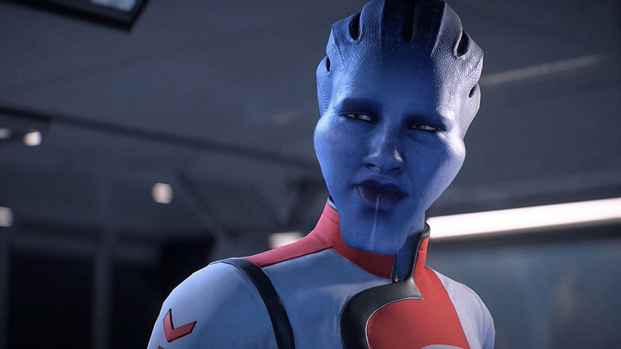 Andromeme. .. >That first one. I didn't know Asari were descended from the Bogdanoffs.