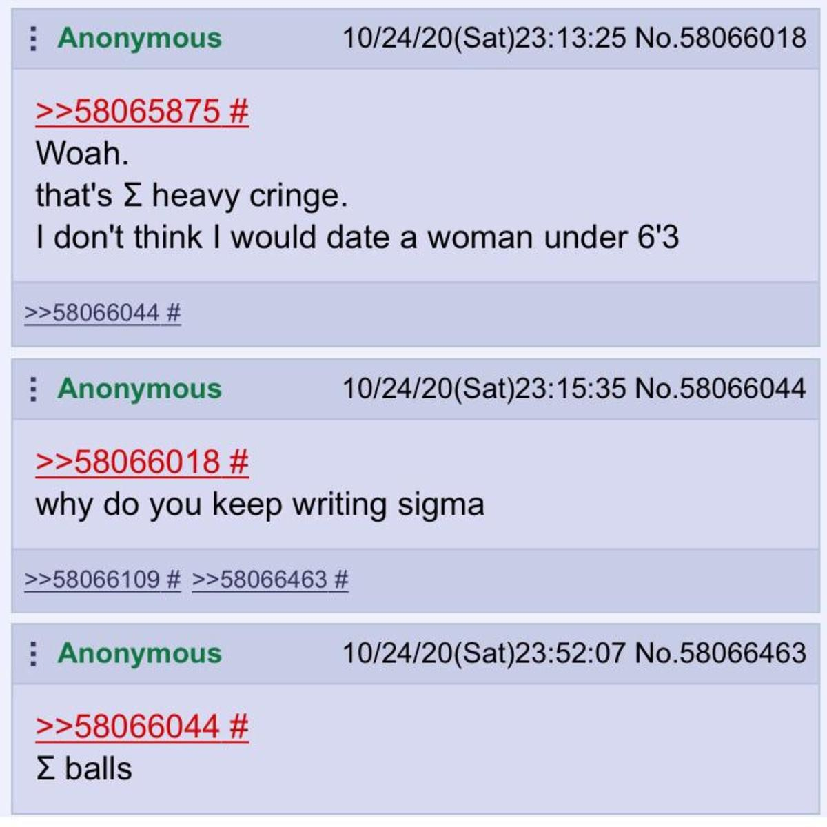 anon gets em. .. sum? I guess?