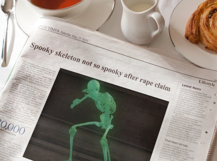 Anti-boi society outraged. .. >Skeletons >Not spooky I, mrskeletonman, just got my funny bone tickled by that. It makes me laugh.