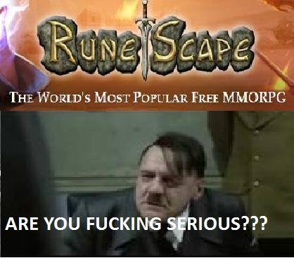 ARE YOU ING SERIOUS?. . THE. WORLD' S MUST POPULAR FREE MMORPG uit; ARE YOU FUCKING ?. yes, hes serious.