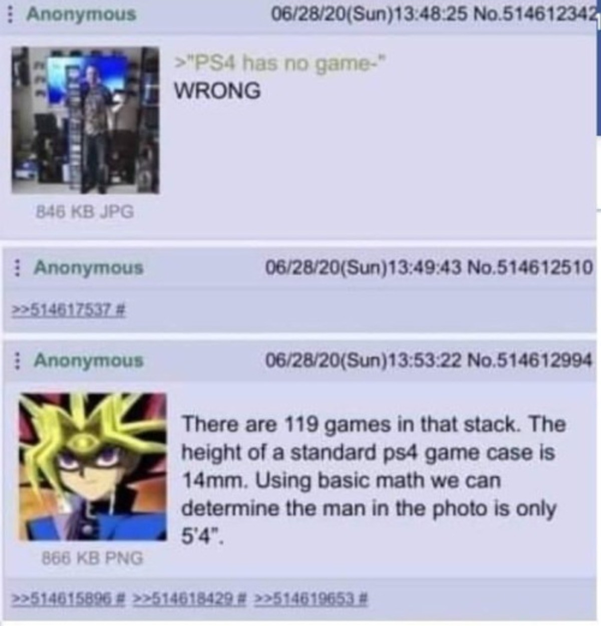 Average 4chan user power level. .. The fixation on body high and bullying of short men is just cringe as . It's entirely out of your control so stop bully them. And no, i'm not a dwarf.
