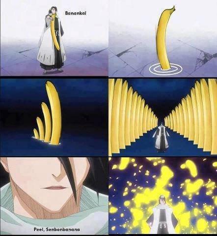 Bananakai. .