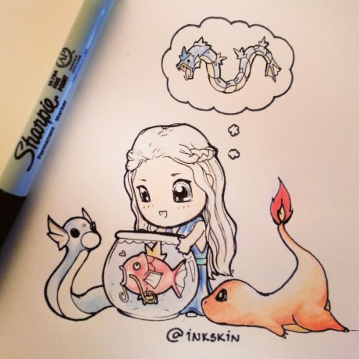 Be patient Mother of Dragons. .. That won't make 3 dragons when they get to the final evolution