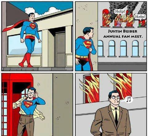beating dead horse. but superman.. Nice title