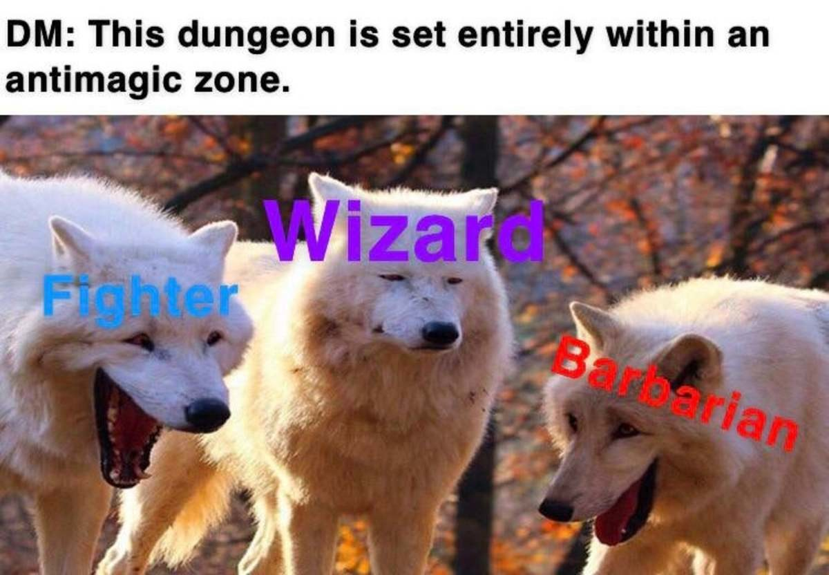 begotten homely hilarious Idiots. .. Set the dungeon to an anti magic zone Put monsters in it that are weak to magic damage but highly resistant to physical damage Have an item hidden in the dungeo